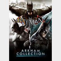 ✔️Batman: Arkham Collection