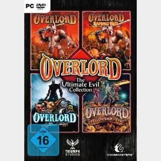 ✔️Overlord: Ultimate Evil Collection