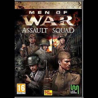 ✔️Men of War: Assault Squad