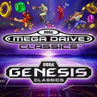 SEGA Mega Drive & Genesis Classics Bundle (59 Games in one Key)
