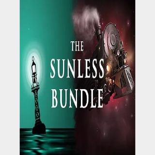 Sunless BUNDLE (Sunless Skies + Sunless Sea) - Steam