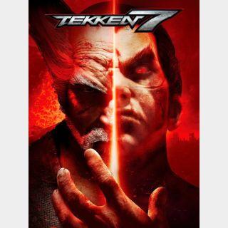 Tekken 7 - Steam Key GLOBAL