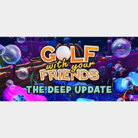 Golf With Your Friends + Caddy Pack DLC + OST