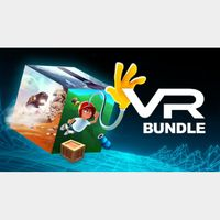 ✔️VR Bundle - 8 Games (Steam)
