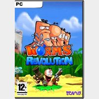 ✔️Worms Revolution