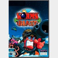 Worms Blast - Steam Key