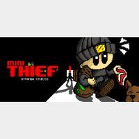✔️Mini Thief