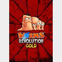Worms Revolution GOLD EDITION - Steam