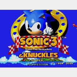 ✔️Sonic 3 & Knuckles