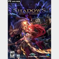 Shadows: Heretic Kingdoms + Official Soundtrack