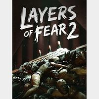 ✔️Layers of Fear 2