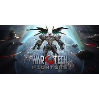 ✔️War Tech Fighters - Steam key