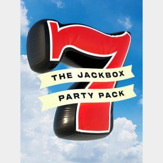 ✔️The Jackbox Party Pack 7 - Steam Key Global