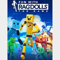 ✔️Fun with Ragdolls: The Game