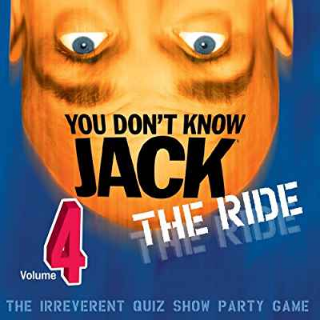 ✔️YOU DON'T KNOW JACK Vol. 4: The Ride