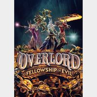 ✔️Overlord: Fellowship of Evil
