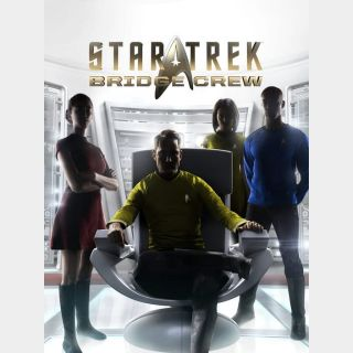 ✔️Star Trek: Bridge Crew - VR Supported