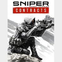 ✔️Sniper Ghost Warrior Contracts