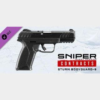 Sniper Ghost Warrior Contracts - STURM BODYGUARD 9
