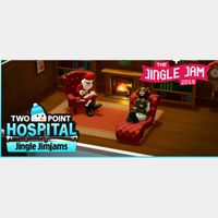 ✔️Two Point Hospital - Jingle Jimjams DLC