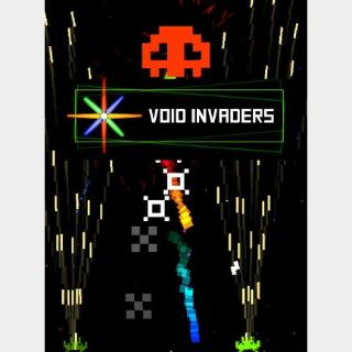 ✔️Void Invaders