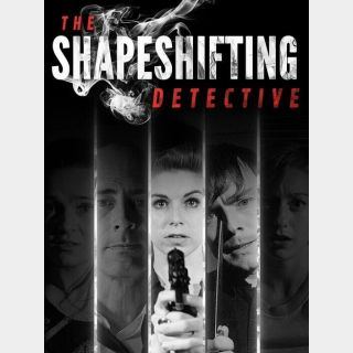 ✔️The Shapeshifting Detective