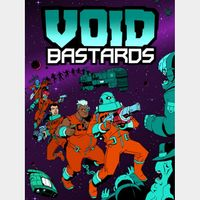 ✔️Void Bastards