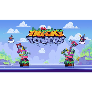 ✔️Tricky Towers
