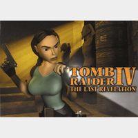 ✔️Tomb Raider IV: The Last Revelation