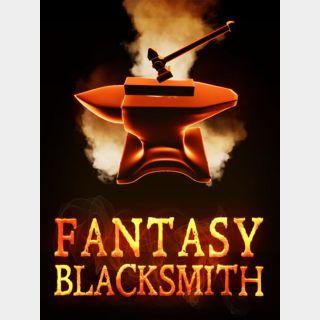 ✔️Fantasy Blacksmith