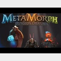 ✔️MetaMorph: Dungeon Creatures