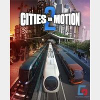 ✔️Cities in Motion 2