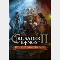 ✔️Crusader Kings II: Dynasty Starter Pack