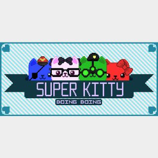✔️ Super Kitty Boing Boing - Steam Key