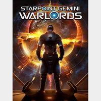 ✔️Starpoint Gemini Warlords