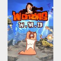 ✔️Worms W.M.D