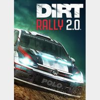 ✔️DiRT Rally 2.0 - Steam ( VR supported )