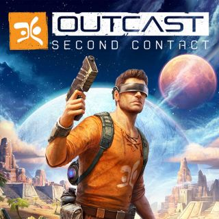 ✔️Outcast - Second Contact