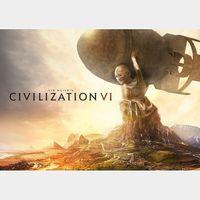 Sid Meier's Civilization VI - Steam Key