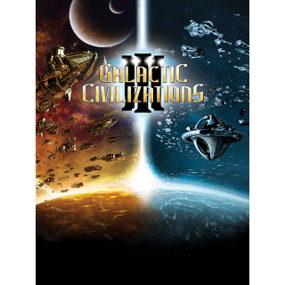 ✔️Galactic Civilizations III + 4x DLC
