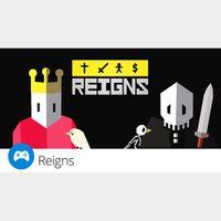 Reigns - Steam Key