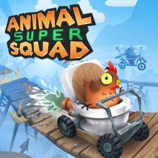 ✔️Animal Super Squad