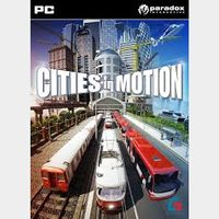 Cities in Motion + 3 DLC