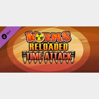 Worms Reloaded: Time Attack Pack