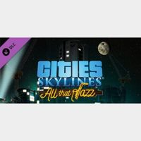 ✔️Cities: Skylines - All That Jazz