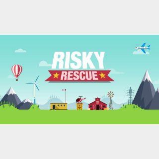 ✔️ Risky Rescue - Steam key