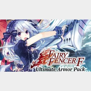 ✔️Fairy Fencer F: Ultimate Armor Pack