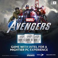 Intel|Marvel's Avengers Bundle