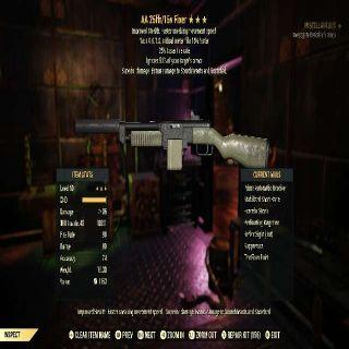 Weapon | AA 25/15v Fixer