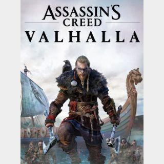 Assassin's Creed Valhalla (Ubisoft)